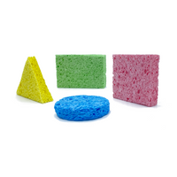 Biodegradable Craft Sponges: Pack of 4