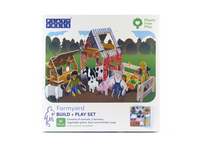 Farmyard Eco Friendly Toy Play Set - Mucky Knees Gift Boutique