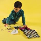 Magnetic Fun & Games - Space - Mucky Knees Gift Boutique