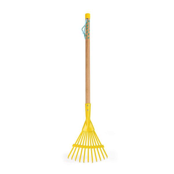 Happy Garden Large Leaf Rake - Mucky Knees Gift Boutique