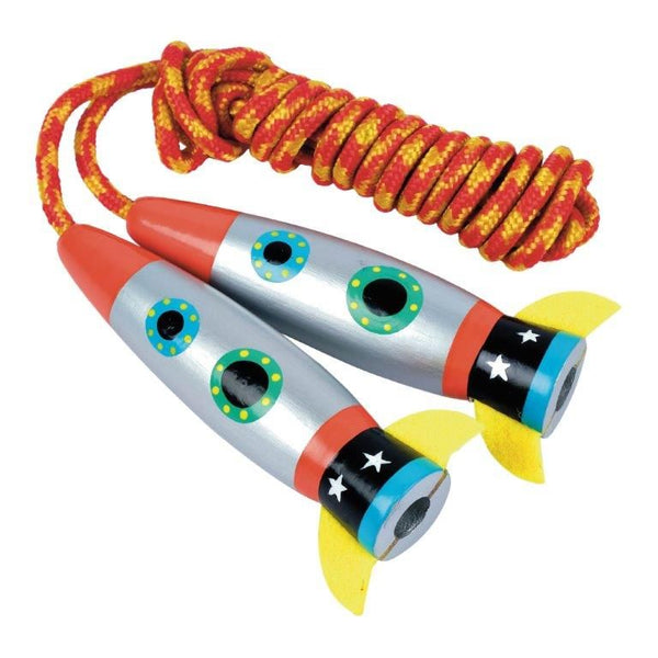 Skipping Rope - Rocket - Mucky Knees Gift Boutique
