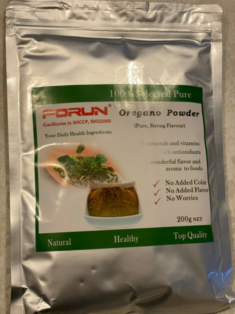 Oregano Powder - Pure, Strong Flavour