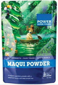 ORGANIC Freeze Dried Maqui Powder 100G