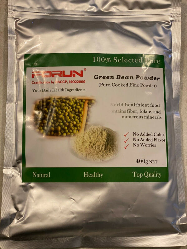 Pure Green Bean Powder