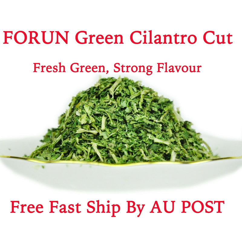 Green Cilantro (Coriander Leaf) Cut