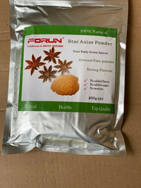 Star Anise Powder-Strong Flavour