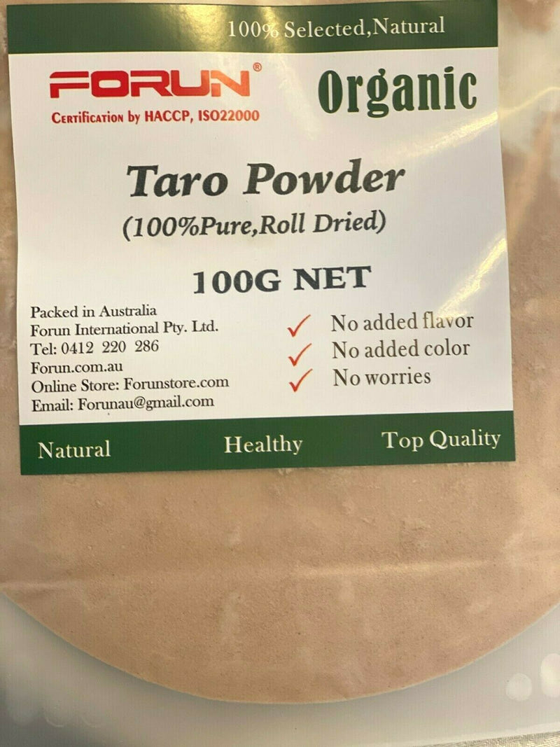 Taro Powder-100% Pure