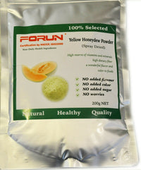 Yellow Honeydew Powder