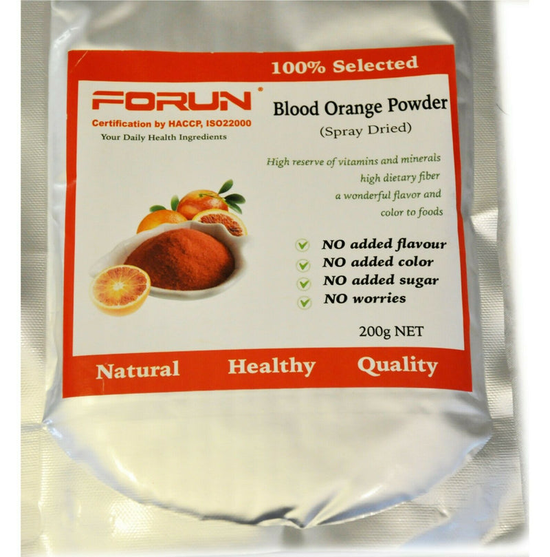 Blood Orange Powder