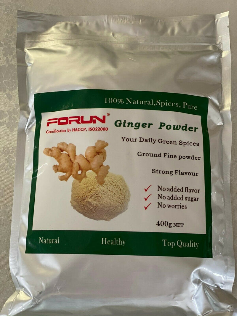 Pure Ginger Powder-Strong Flavour