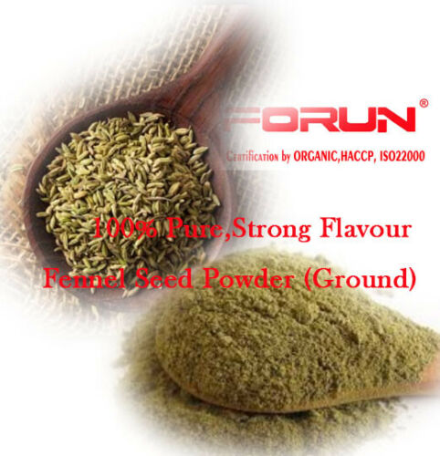 Fennel Seed Powder(Ground)-Pure,Strong Flavour