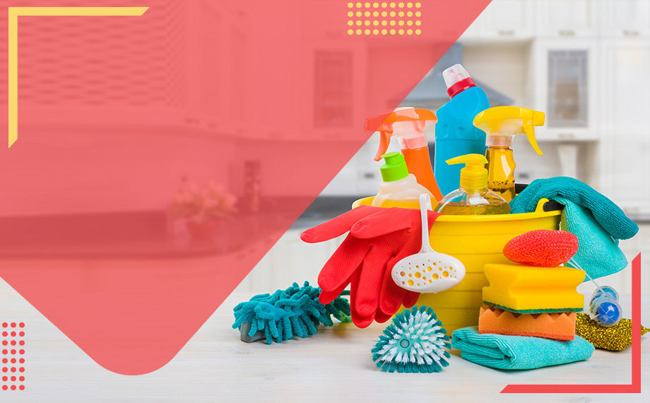 All your cleaning supplies brands available at Oway Fresh. Free delivery to your home within 1 day. Brands like Elan, Ariel, Daily, Dettol and many more are available.