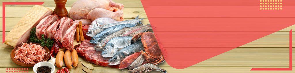 Fresh Meat and Seafood delivered at your doorstep. Order online from Oway Fresh and get delivery in 1 day