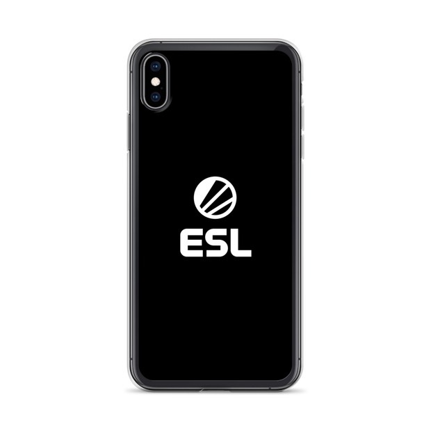 ESL Classic iPhone Case black