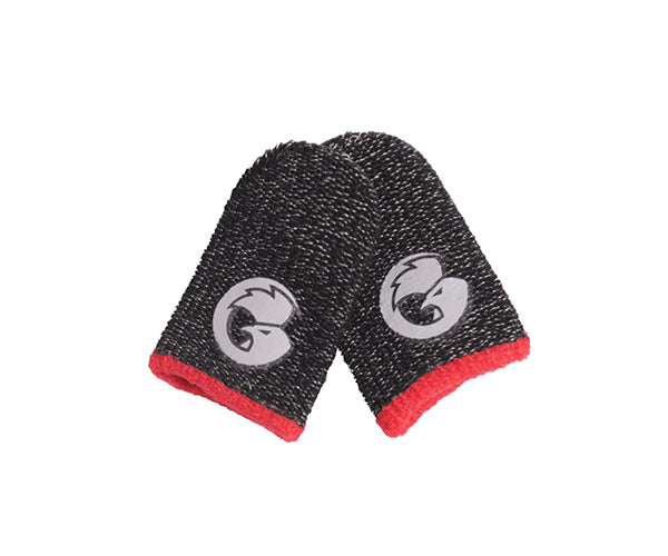 Sweatproof Gaming Finger Gloves (1 Pair)
