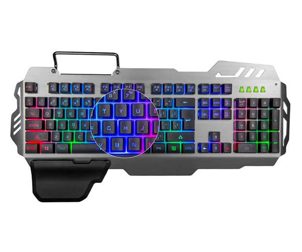 RGB PRO GAMING KEYBOARD