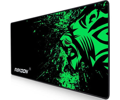 Green Extra Large Mouse Mat