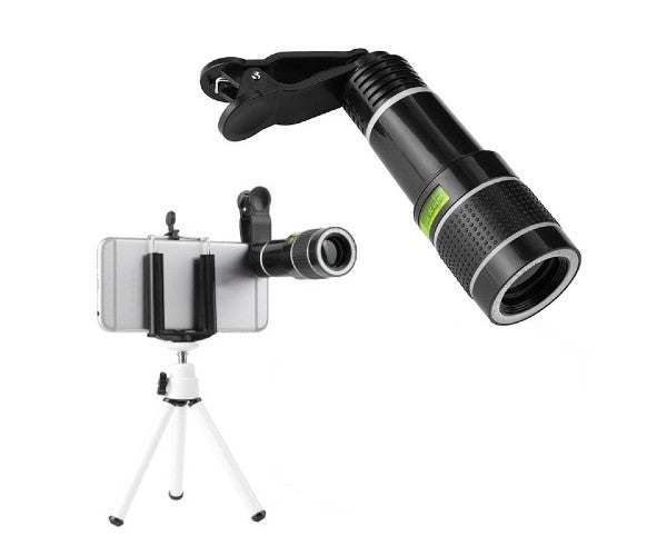 20x Optical Telescope Camera Lens For Smartphone