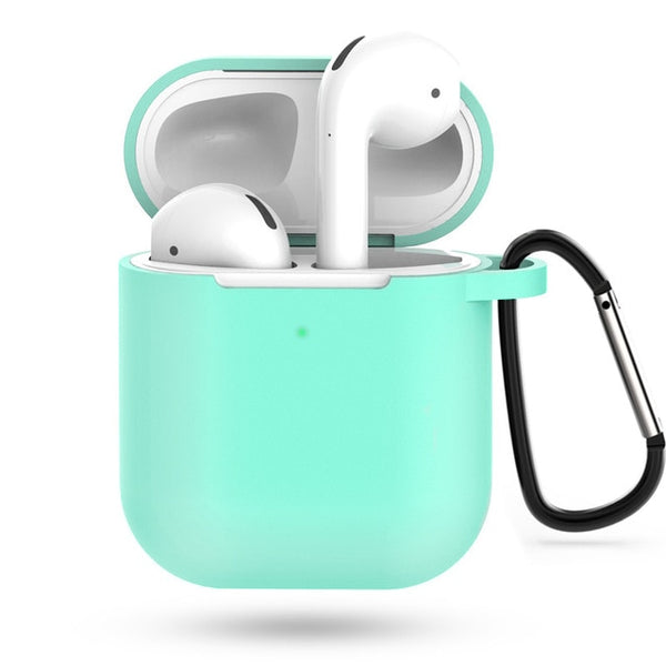 2/7 Pcs Set Silicone Cases for Airpods