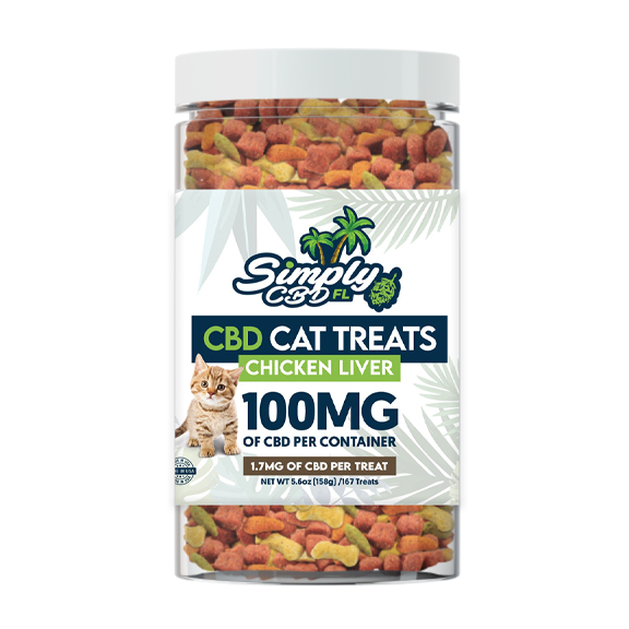 Cat Treats (100mg CBD)