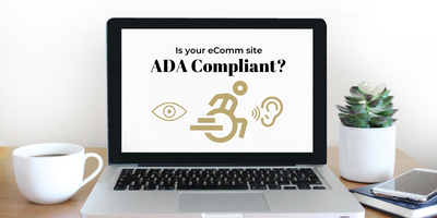 Is Your eCommerce Store Design ADA Compliant?