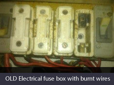 emergency electricians adelaide electrical contractors adelaide old electrical fuse box
