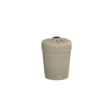 New Style 1,000L  Round Poly Tank
