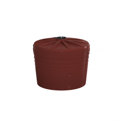 New Style 3000L Round Poly Tank