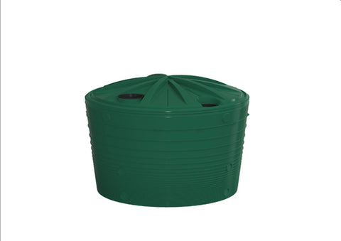New Style 5000L Round Poly Tank