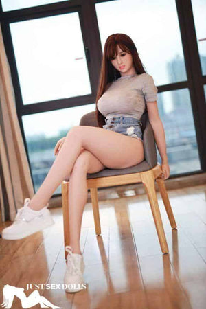 5ft 1' (157cm) Lina Busty F-Cup TPE Sex Doll - Just Sex Dolls