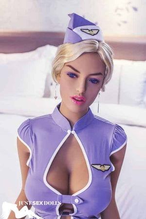 5ft 4' (165cm) Tiffany Busty F-Cup TPE Sex Doll - Just Sex Dolls