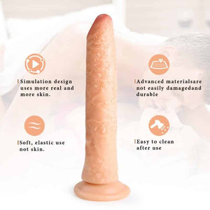 Flexible Jelly Dildo - Just Sex Dolls
