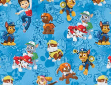 Load image into Gallery viewer, Blue Paw Patrol Toy Box
