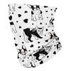 Dogs pattern french bulldog  - Neck Gaiter - Dreameris