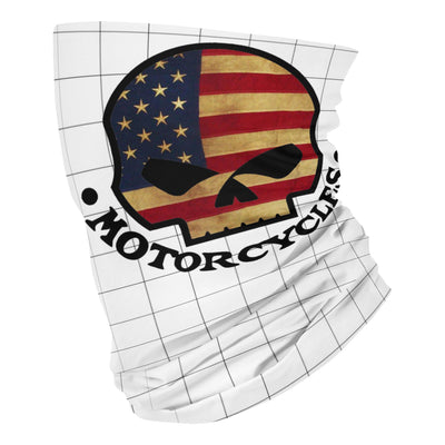 American Skull Motocycles - Neck Gaiter - Dreameris