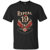 Repeal the 19th Amendment Political - T-Shirt - Dreameris