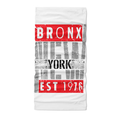 Sport vintage graphic bonx new york - Neck Gaiter - Dreameris