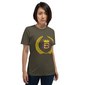 PaperboyFly Crown Short-Sleeve Women's T-Shirt