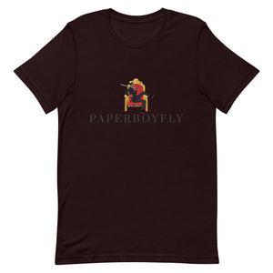PaperboyFly Royalty Short-Sleeve T-Shirt