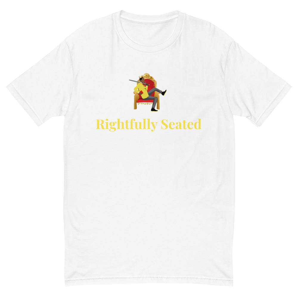 PaperboyFly RightFully Seated Short Sleeve T-shirt