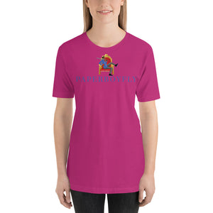 PaperboyFly Royalty Short-Sleeve Women's T-Shirt
