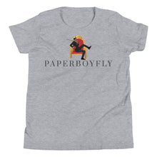 Load image into Gallery viewer, PaperboyFly  Short Sleeve Youth T-Shirt