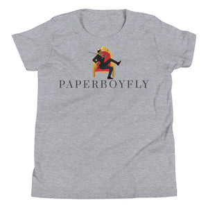 PaperboyFly  Short Sleeve Youth T-Shirt