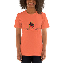 Load image into Gallery viewer, PaperboyFly Royalty  Short-Sleeve Women's T-Shirt