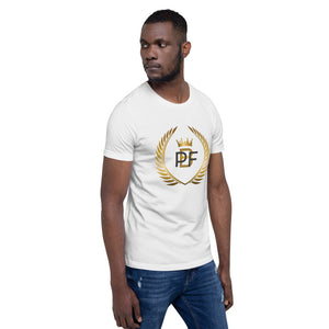 PaperboyFly Crown Short-Sleeve Men's T-Shirt