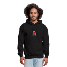Load image into Gallery viewer, PBF Men's Hoodie - black