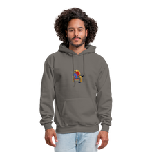 Load image into Gallery viewer, PBF Men's Hoodie - asphalt gray