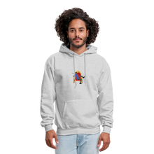 Load image into Gallery viewer, PBF Men's Hoodie - ash