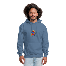 Load image into Gallery viewer, PBF Men's Hoodie - denim blue