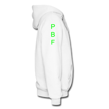 Load image into Gallery viewer, PBF Men's Hoodie - white